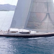 Koo Yacht Underway