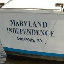 Maryland Independence Yacht