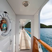 Leander G Yacht Passage - External