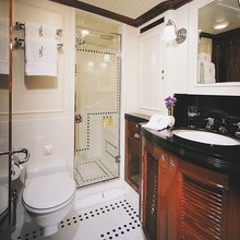 Ranger Yacht Shower Room