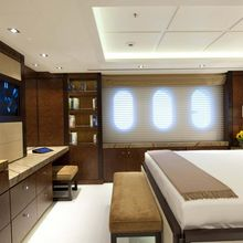 Huntress Yacht Second Guest Cabin