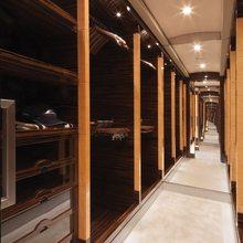 Vision Yacht Master Walk in Closet