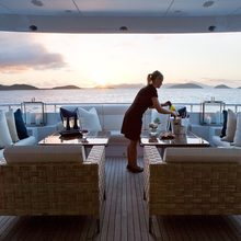 4YOU Yacht Exterior Seating