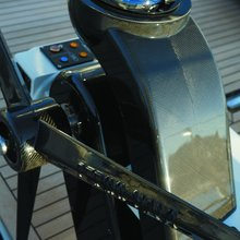 Yam 2 Yacht Deck Detail