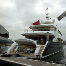 Kefi Yacht