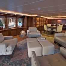 You & Me Yacht Main Salon