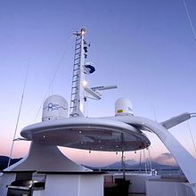 Seafaris Yacht Sundeck - Night