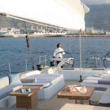 Kiboko Tres Yacht