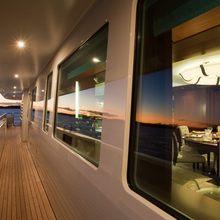Blind Date Yacht Terrace
