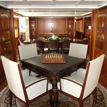 You & Me Yacht Games Room