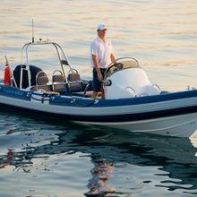 Leander G Yacht Profile - Tender