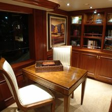 Nina Lu Yacht Games Room