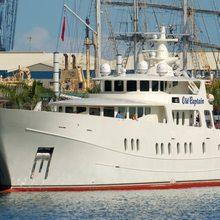 Galatea Yacht