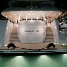 Huntress Yacht Beach Club - Lights