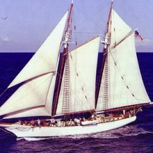Harvey Gamage Yacht