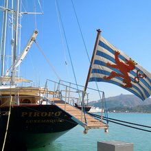 Piropo IV Yacht