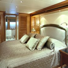 The Lady K Yacht Guest Stateroom