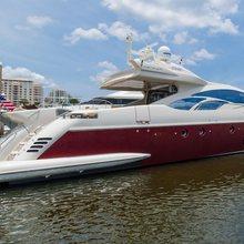 Gorgeous Gal Yacht
