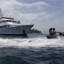Ionian Princess Yacht Jet Skis