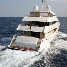 N.M.N Yacht Aft Decks