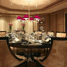 Majestic Yacht Formal Dining