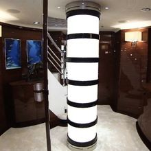 Vision Yacht Foyer Lights