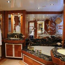 Grand Mariana II Yacht Master Bathroom