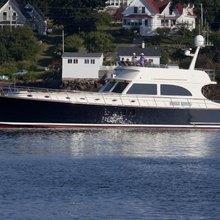 72' Flybridge Classic Yacht