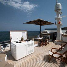 Benetti Navetta 82 Yacht