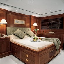 Norfolk Star Yacht Master Stateroom