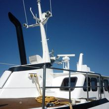 Steel Magnolia Yacht