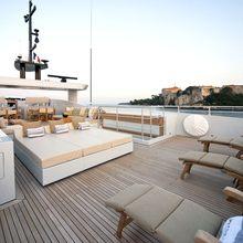 Fan Too Yacht Deck Loungers