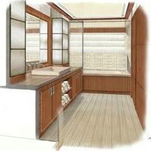Seven Seas Yacht Artist's Impression - Private Bathroom