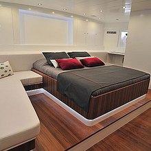 Ubi Bene Yacht Master Stateroom