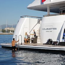 Huntress Yacht Beach Club - Day
