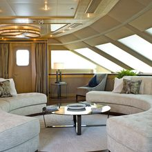 Neom Yacht Master Cabin Seating Forward