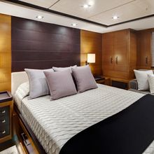 Kokomo III Yacht Guest Stateroom