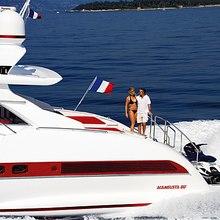 Oraya Yacht