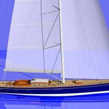 Frers 150 Sloop Yacht