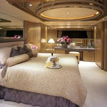 Caprice Yacht Master Stateroom