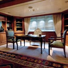 Savarona Yacht Study