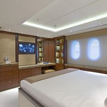 Huntress Yacht Guest Double Stateroom