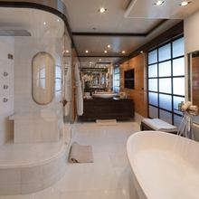 Vision Yacht Master Bathroom - Overview