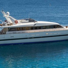 Panama Blue Yacht