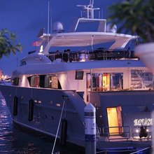 Muses Yacht