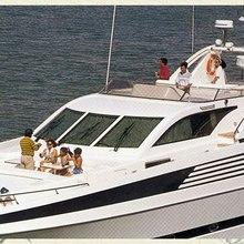 Gaveira Cuarta Yacht