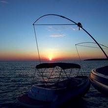 You & Me Yacht Tender - Sunset