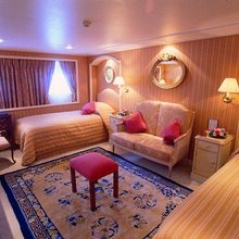 Leander G Yacht Twin Stateroom