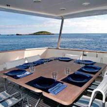Nereida Yacht