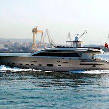 Golden K Yacht